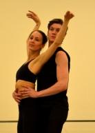 Antonia Hewitt and Jaered Glavin